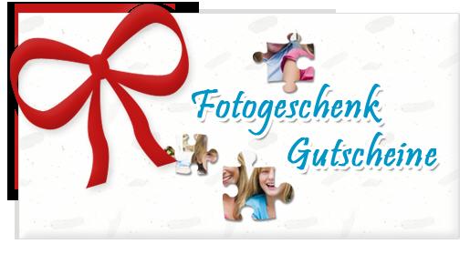 Fotogeschenke Gutscheine